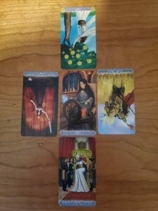 Overview: Five Card Reading