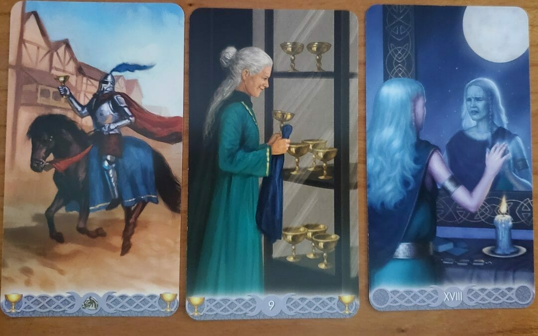 Anatomy of a Tarot Reading: The Overview