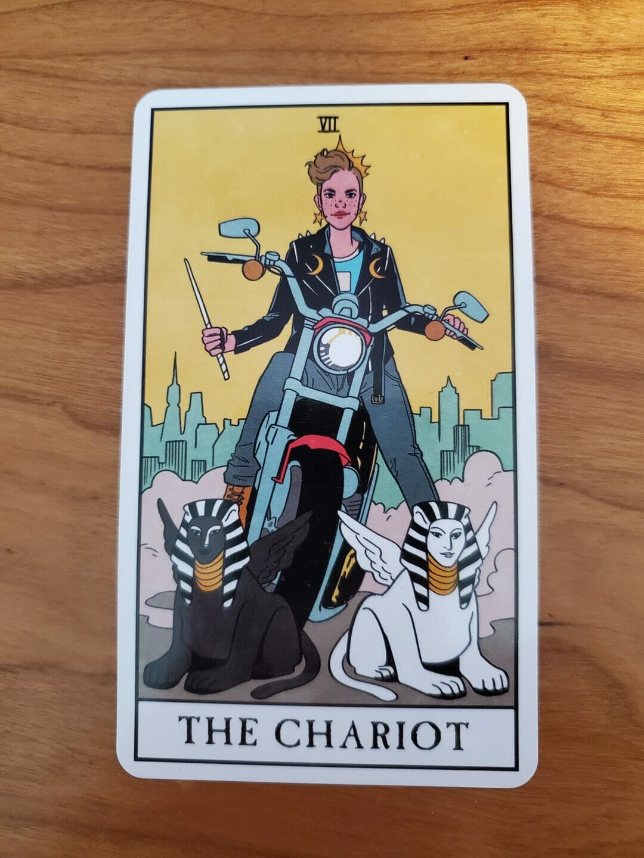 The Chariot: Break on Through