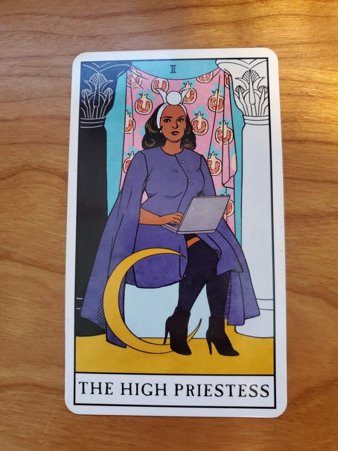 The High Priestess – Trusting Your Intuition