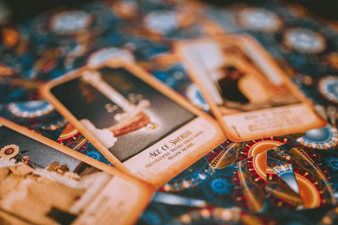 How I Personalize a Tarot Spread
