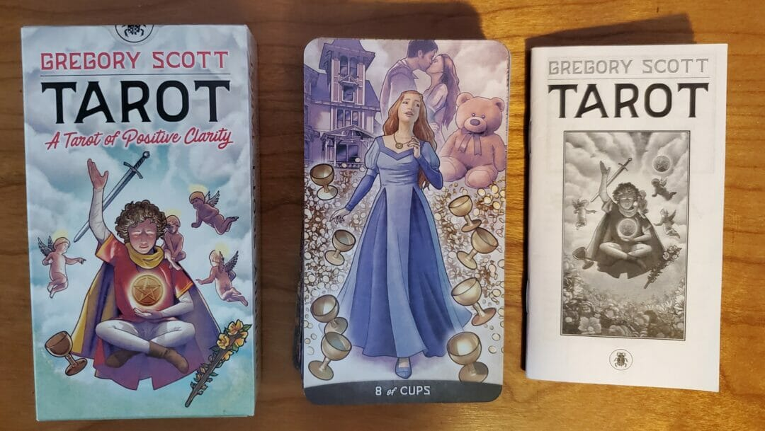 Gregory Scott Tarot Deck Review