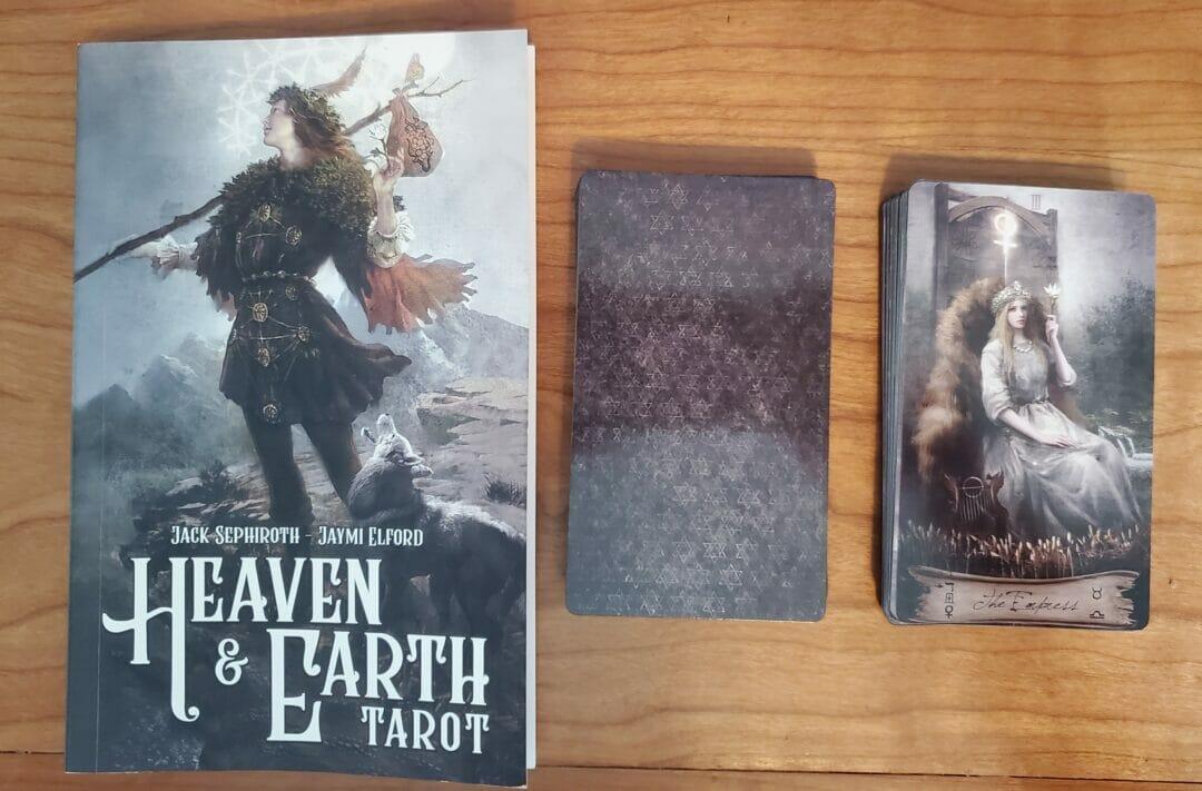 Heaven and Earth Tarot Deck