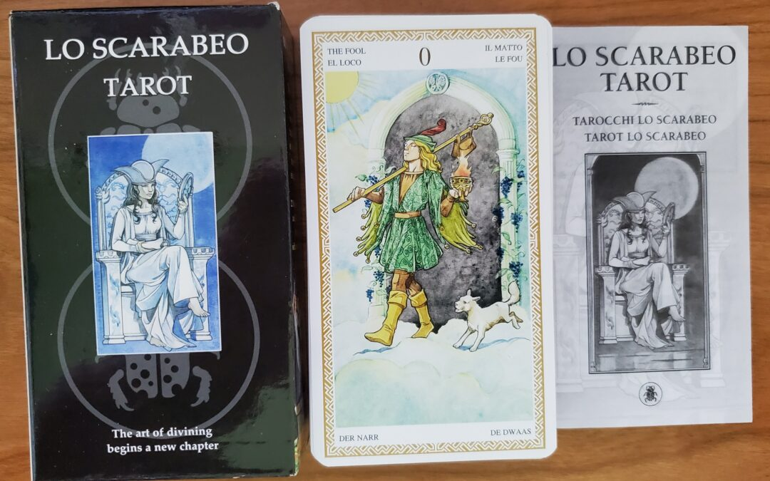 Lo Scarabeo Deck Review