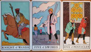 Tarot Card Spread